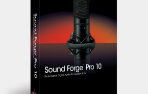 SONY - Sound Forge Pro v10.0c Build 491 incl.keygen (RU-EN)