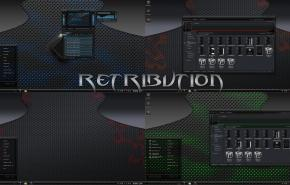 Тема на Windows 7: Retribution
