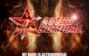 Astronomical - My Name Is Astronomical (2014) MP3 / 320 kbps