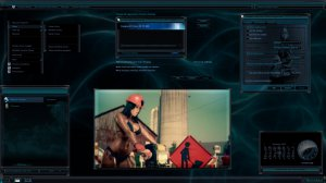 Cessation-themes for Windows 7| Тема оформления Cessation