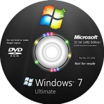Windows 7 SP1 ultimate x86 RU