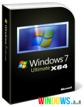 Windows 7 SP1 ultimate x86 RU 64