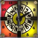 Гаджет аналоговые часы для Windows 7|Clock-gadget windows 7