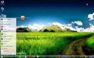 """Тема оформления """"Lucid Windows 7"""""""