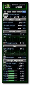 Гаджет GPU Monitor|Gadget GPU Monitor Utility