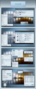 Exige Theme for windows 7 | Тема оформления Exige Theme