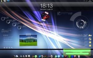 Тема для Windows 7 Evo DESCK