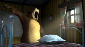 Маша и Медведь: До весны не будить