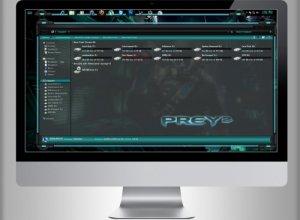 Тема для Windows 7: Prey 2