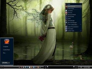Тема на Windows 7: Win7 Wishful Dream By Se7enSinner Modified