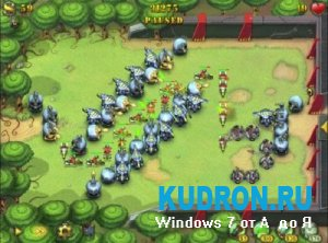 Fieldrunners / Fieldrunners 2 для Windows