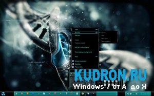 Тема на  Windows 7: ctx-plotion