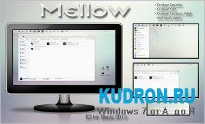 Тема на Windows 7: Mellow