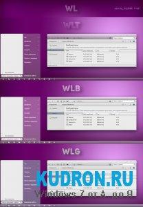 Тема на Windows 7: Wl
