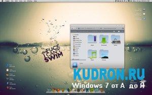 Тема на Windows 7: iPC Extras