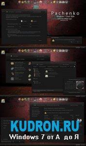 Тема на Windows 7: Pachenko