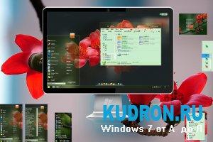 Тема на Windows 7: RedPlum2