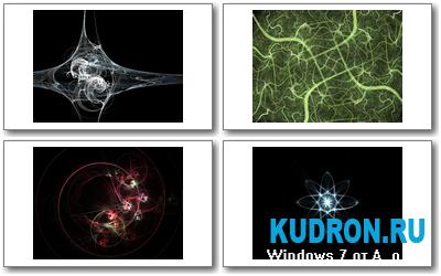 Фрактальные обои | Wallpapers fractal