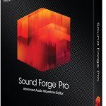 SONY Sound Forge Pro 11.0 Build 234 [Multi/Ru]