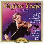 Eugene Ysaye - Violin Recital (1912) MP3 / 320 kbps